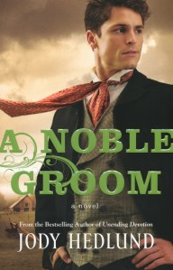 Front cover for 'A Noble Groom'
